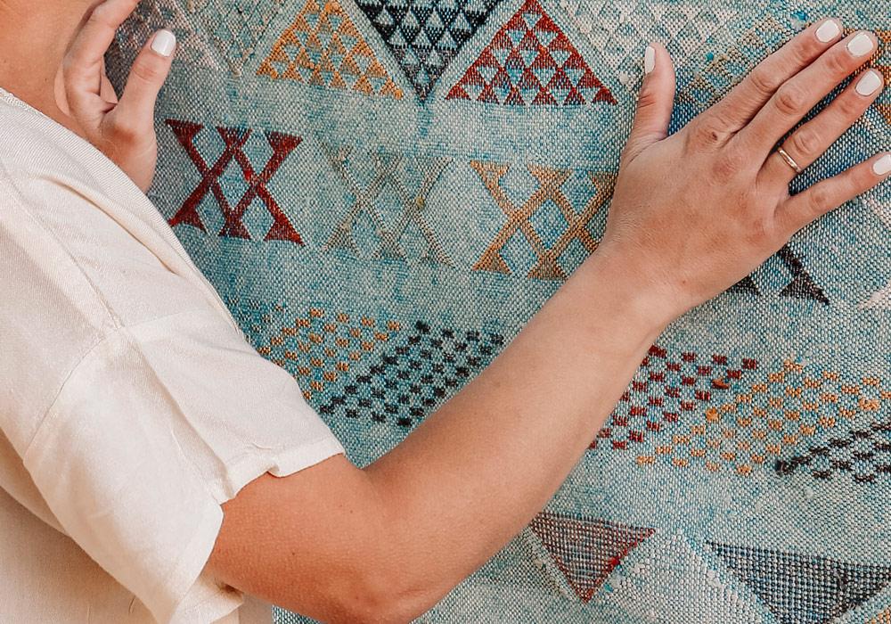 Alfombras a medida alfombras bereberes hechas a mano en for Alfombras a medida